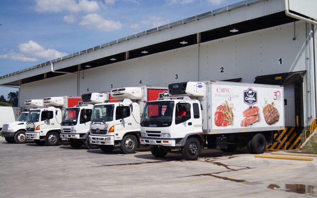 ¡Ya tenemos nuevos camiones!