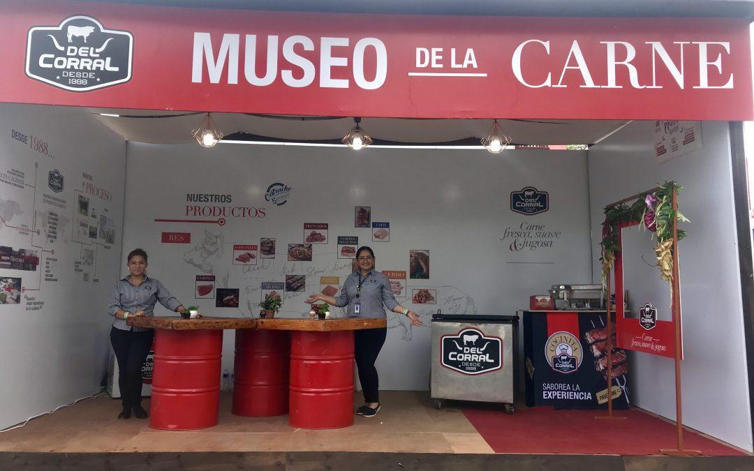 Museo de la Carne Feria AGAS 2019
